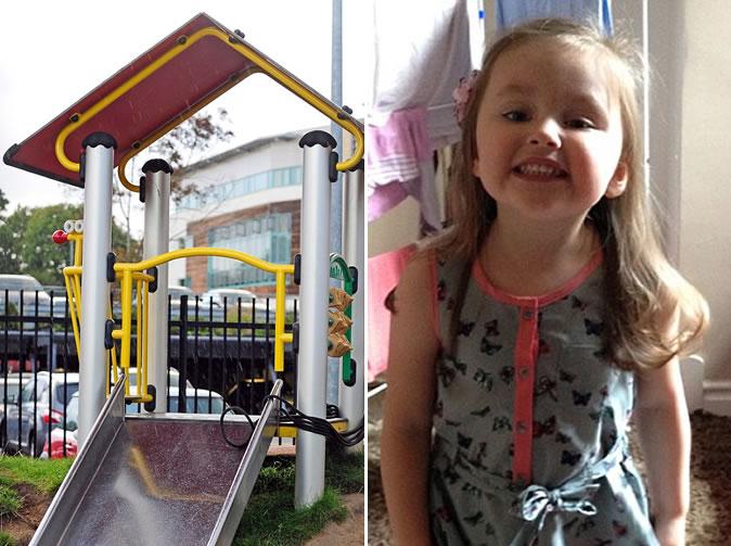 2-year old Rebecca Hopper 3-year old Alexis Mercer and Lydia Bishop Lydiabishop