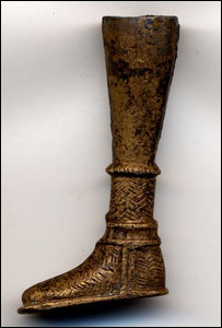 The History of Knitting. _41163867_romansocklong