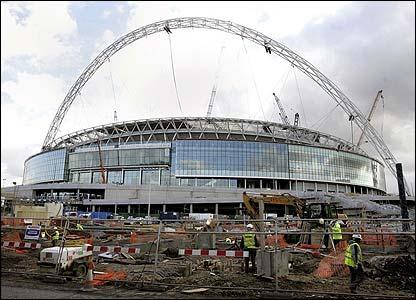 Estadio de Wembley, Inglaterra _41357778_stad_pa