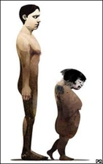 """""""Las razas biológicas nunca existieron"""" - Página 2 _42207552_evolution4"""