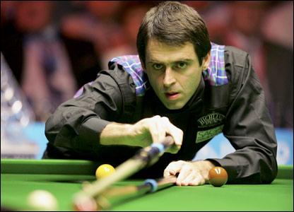 Ronnie O'Sullivan 147 Break Snooker World Championship 2008 _42479257_snooker_416
