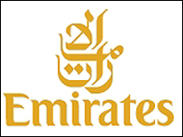 طيران الإمارات تبحث فرص رعاية ريال مدريد _42662999_emirates_200_logo