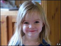 Madeleine's birthday is so hard says mother Kate McCann - Page 8 _42907597_maddyeverton2_pa203b