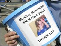 Media Mayhem - MCCANN MEDIA NONSENSE OF THE DAY - Page 5 _42944719_madeleine_pa203b