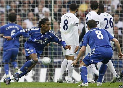 Finale : Tottenham Hotspur - Chelsea FC _44447856_goal_pa416