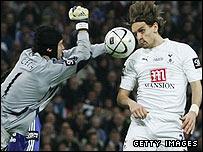 Finale : Tottenham Hotspur - Chelsea FC _44448108_woody_goal203