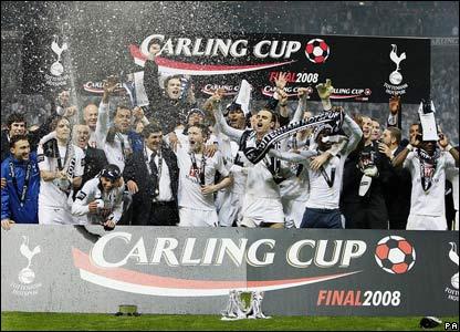 Finale : Tottenham Hotspur - Chelsea FC _44448158_winners_pa416