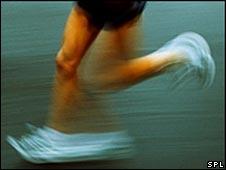 ALIMENTATION-HYGIENE  DE VIE/ PROPER FOOD DIET- _44912307_joggingspl226cred