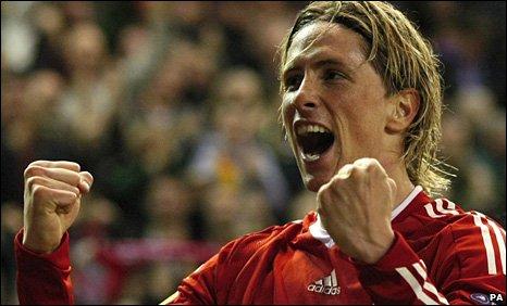 Liverpool   4 - 1   Benfica (agg 5 - 3) _47611858_fernandotorres466x282