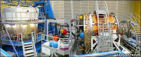 """Lancement Ariane 5ES - V200 - ATV-2 """"Johannes Kepler"""" - Page 2 _47652662_atvwide_astrium_466"""
