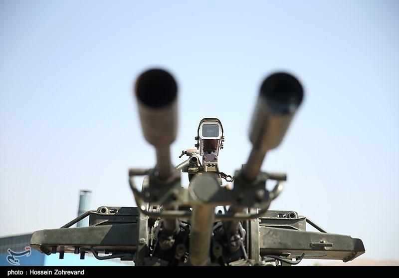 Iran muestra nuevas versiones de sus Blindados ,Vehiculos y Sistemas 139306041401138293489834