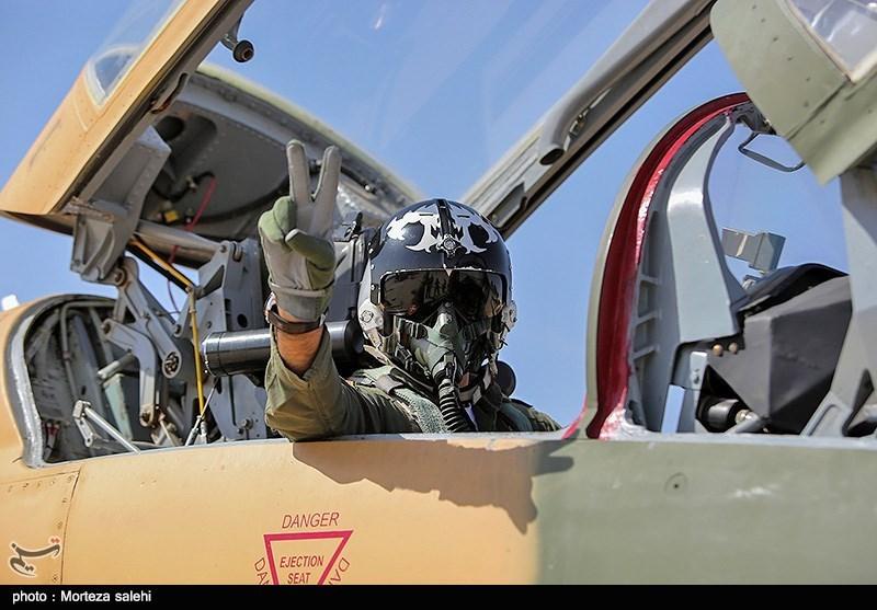 """بالصور//  انطلاق مناورات """"فدائیو حریم الولایة5"""" للقوة الجویة للجیش الإيراني 139406141538376796029894"""