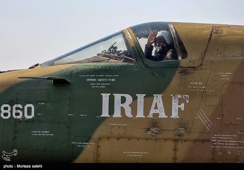 """بالصور//  انطلاق مناورات """"فدائیو حریم الولایة5"""" للقوة الجویة للجیش الإيراني 139406141538377576029894"""