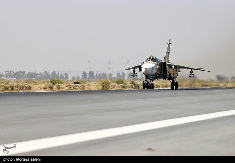"""بالصور//  انطلاق مناورات """"فدائیو حریم الولایة5"""" للقوة الجویة للجیش الإيراني 139406141538378356029894"""