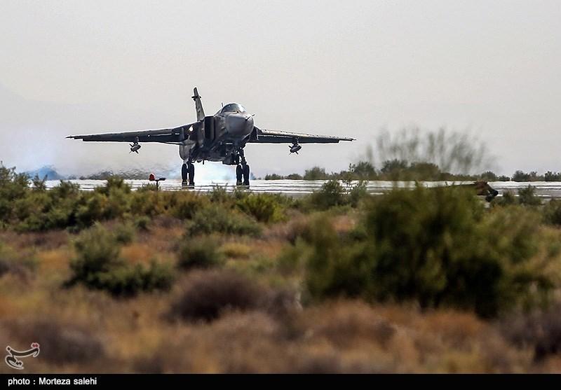 """بالصور//  انطلاق مناورات """"فدائیو حریم الولایة5"""" للقوة الجویة للجیش الإيراني 139406141538381316029894"""