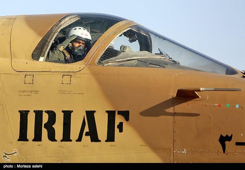 """بالصور//  انطلاق مناورات """"فدائیو حریم الولایة5"""" للقوة الجویة للجیش الإيراني 139406141538385376029894"""