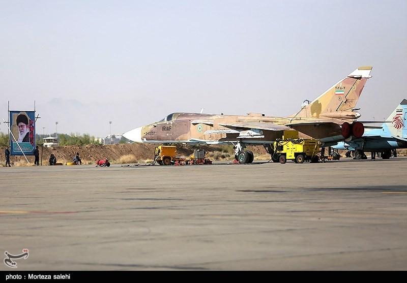 """بالصور//  انطلاق مناورات """"فدائیو حریم الولایة5"""" للقوة الجویة للجیش الإيراني 139406141538388026029894"""