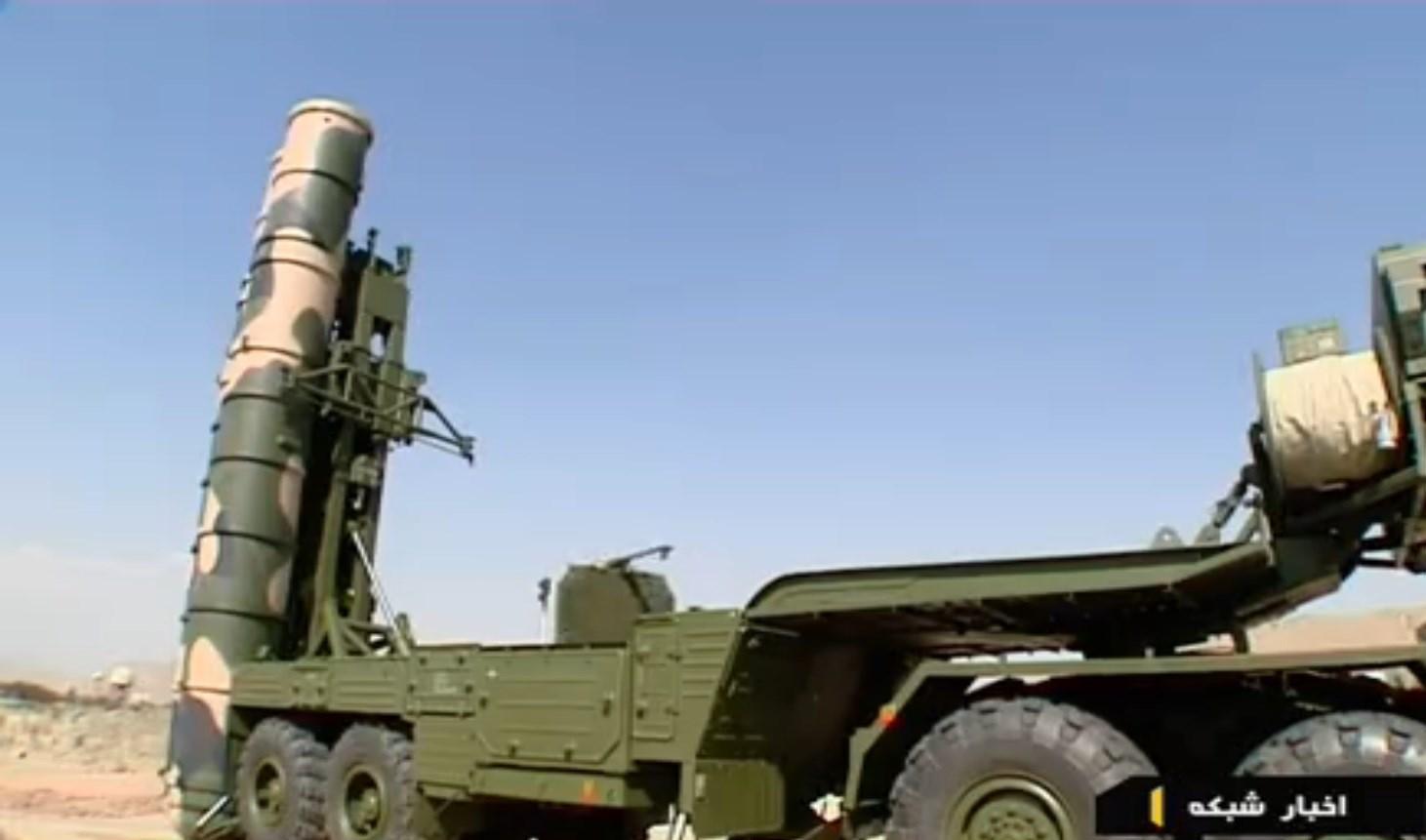 """إيران تنشر """" أنظمة صواريخ  S-300 """" قرب منشأة فردو النووية  1395060808394349185044410"""