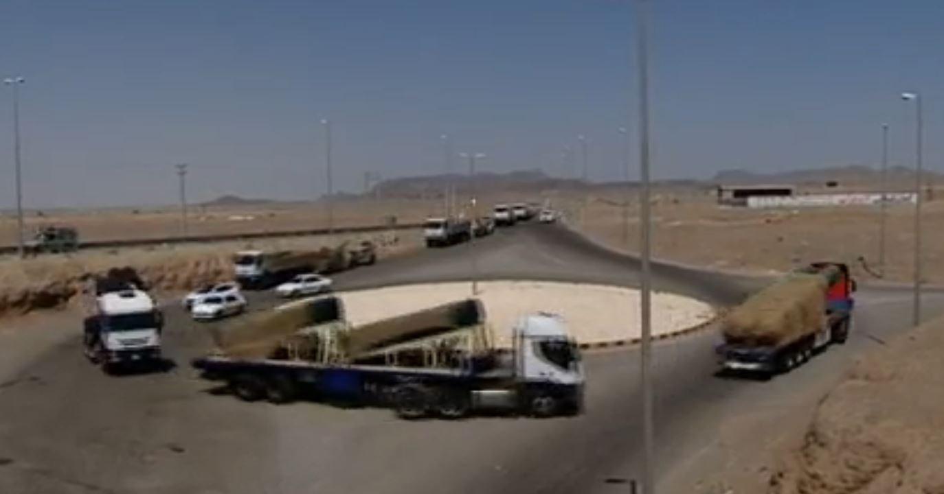 """إيران تنشر """" أنظمة صواريخ  S-300 """" قرب منشأة فردو النووية  1395060808434085185044510"""
