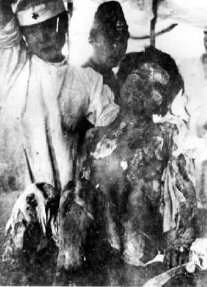Hiroshima et Nagasaki Naga194510