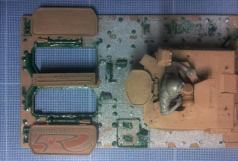 VBCI, GTIA Surobi (Battle Group Bison) 2010 1/35 Vbci_011