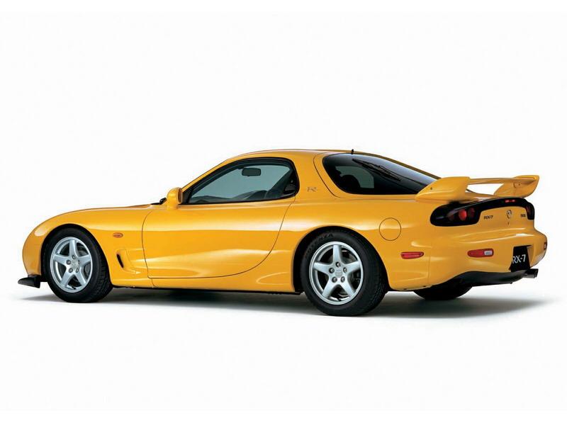 Quais são para vós os carros mais belos de sempre? Mazda_rx7