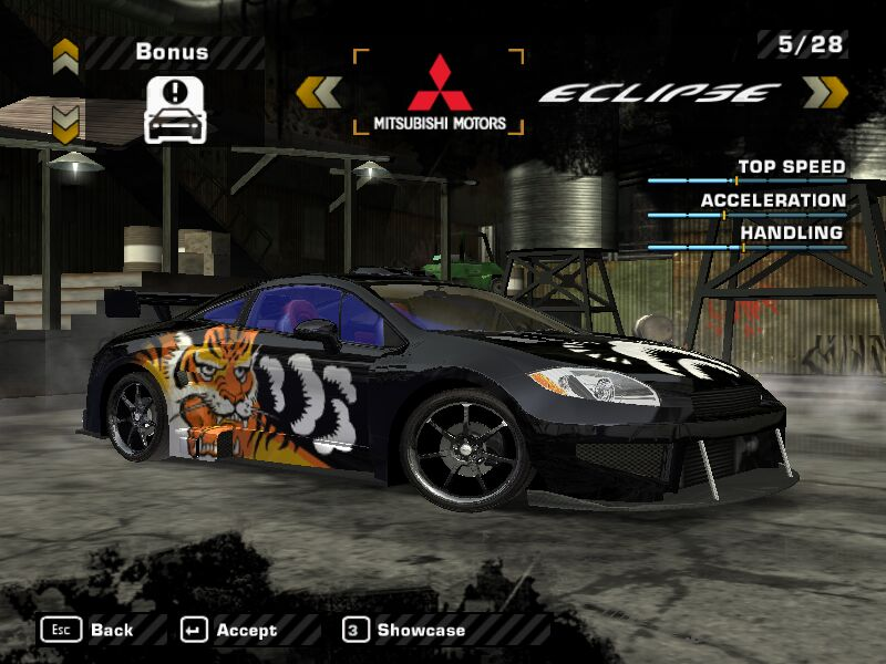 Nfs Most Wanted Tribute