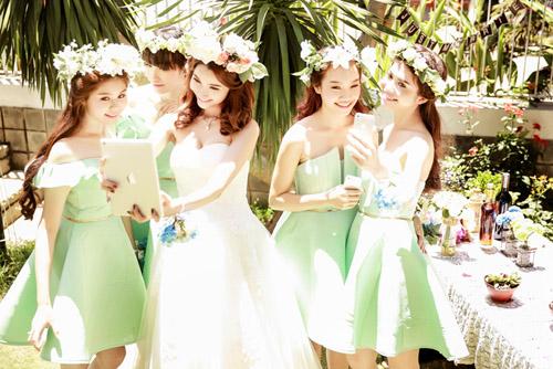 Các nguyên tắc cần nhớ trước khi chọn váy cưới bạn đa biết chưa? Viet-fashion-icon-12