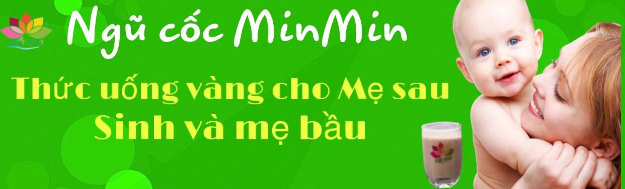Ngũ cốc Min Min - Thương hiệu tốt nhất Việt Nam Ngu-coc-me-bau-minmin
