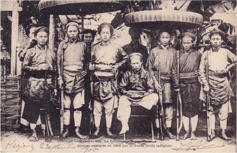 Các hình thức tử hình của thời xưa Indochine_Doi_Van