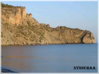 اشهر شواطئ ندرومة Sidyouchaa2
