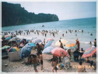 اشهر شواطئ ندرومة Sidyouchaa6