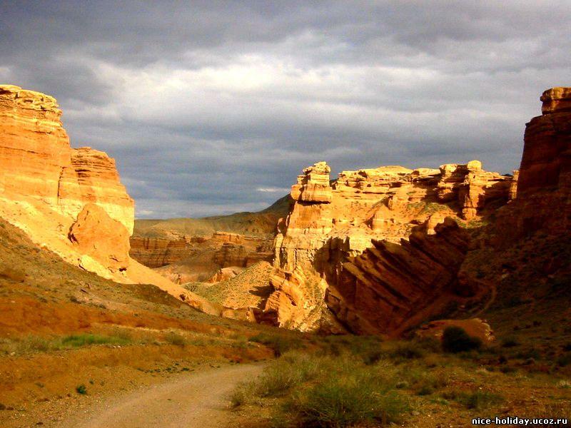 Каньон. IMG_7431-Sharyn_canyon