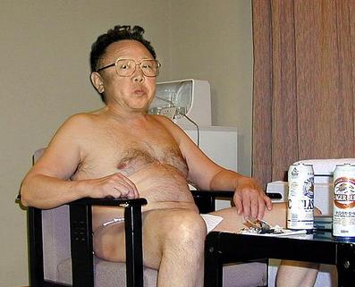 Toivon maailmanrauhaa - Sivu 2 Kim-jong-il