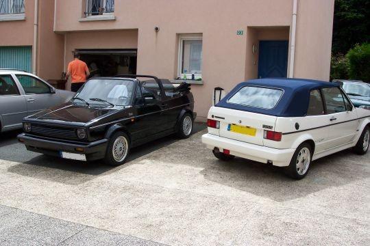 One Cab Classic Line 1993 de Letsrock - Nouvelles jantes Golfcab17