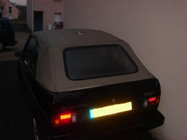 One Cab Classic Line 1993 de Letsrock - Nouvelles jantes Golfcab21