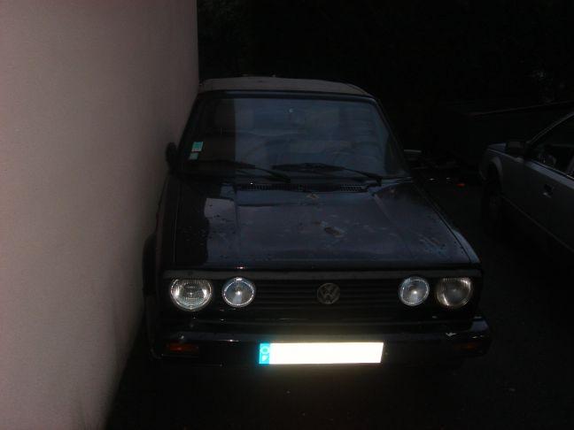 One Cab Classic Line 1993 de Letsrock - Nouvelles jantes Golfcab22