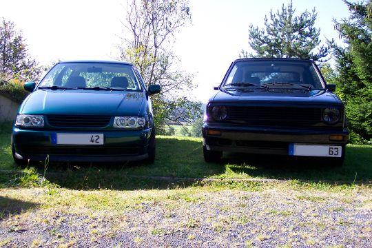 One Cab Classic Line 1993 de Letsrock - Nouvelles jantes Golfcab30