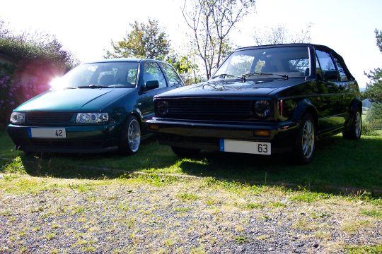 One Cab Classic Line 1993 de Letsrock - Nouvelles jantes Golfcab31