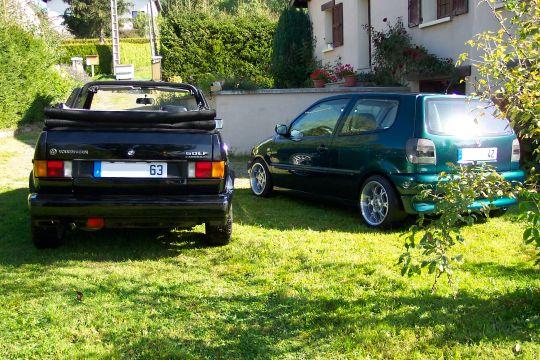 One Cab Classic Line 1993 de Letsrock - Nouvelles jantes Golfcab35