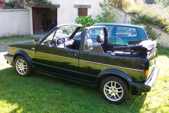 One Cab Classic Line 1993 de Letsrock - Nouvelles jantes Golfcab36
