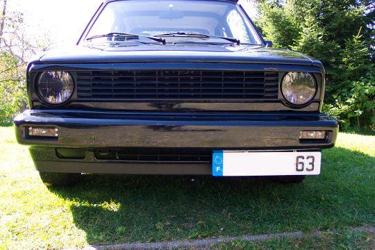 One Cab Classic Line 1993 de Letsrock - Nouvelles jantes Golfcab41