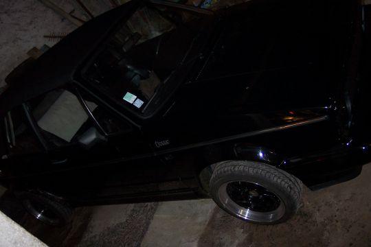 One Cab Classic Line 1993 de Letsrock - Nouvelles jantes Golfcab46