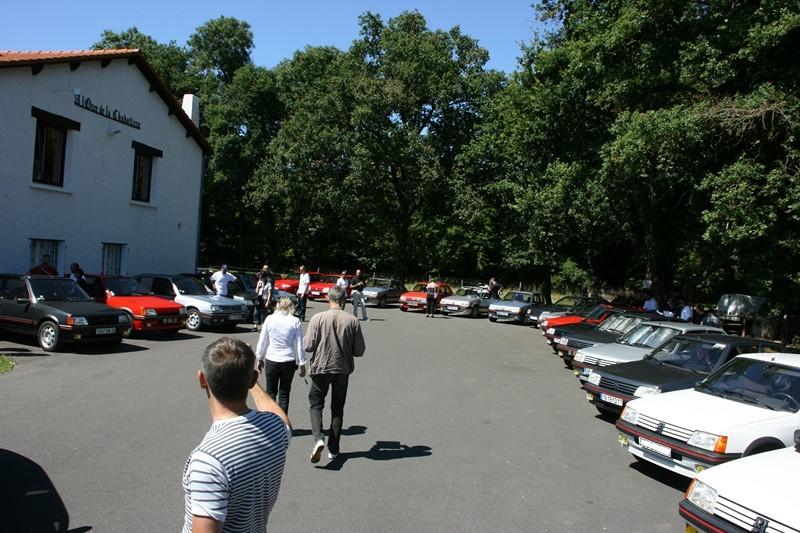 [85] Les 20 ans de la 205 GTI GRIFFE - 25 et 26 juin 2011 09