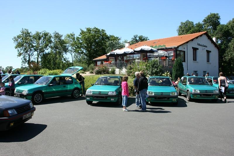 [85] Les 20 ans de la 205 GTI GRIFFE - 25 et 26 juin 2011 11
