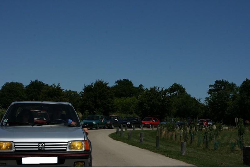 [85] Les 20 ans de la 205 GTI GRIFFE - 25 et 26 juin 2011 28
