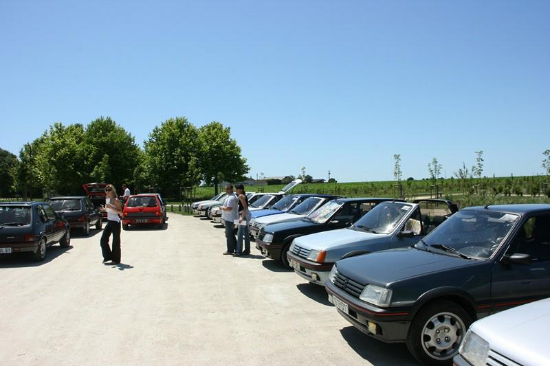 [85] Les 20 ans de la 205 GTI GRIFFE - 25 et 26 juin 2011 29