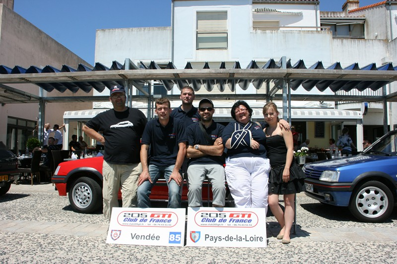 [85] Les 20 ans de la 205 GTI GRIFFE - 25 et 26 juin 2011 93
