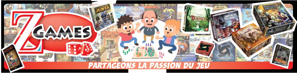 ZGames - Partageons la passion du jeu