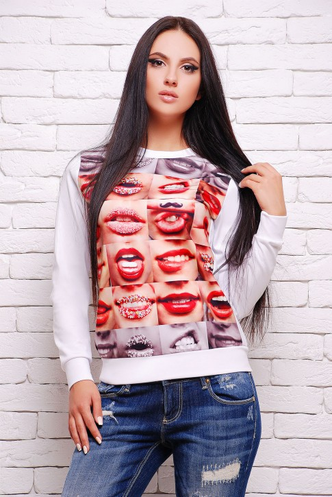 NIKO-Opt - Более 520 моделей женской одежды от производителя! опт от 3-х едениц! Kofta-sweatshirt-kf-1282d